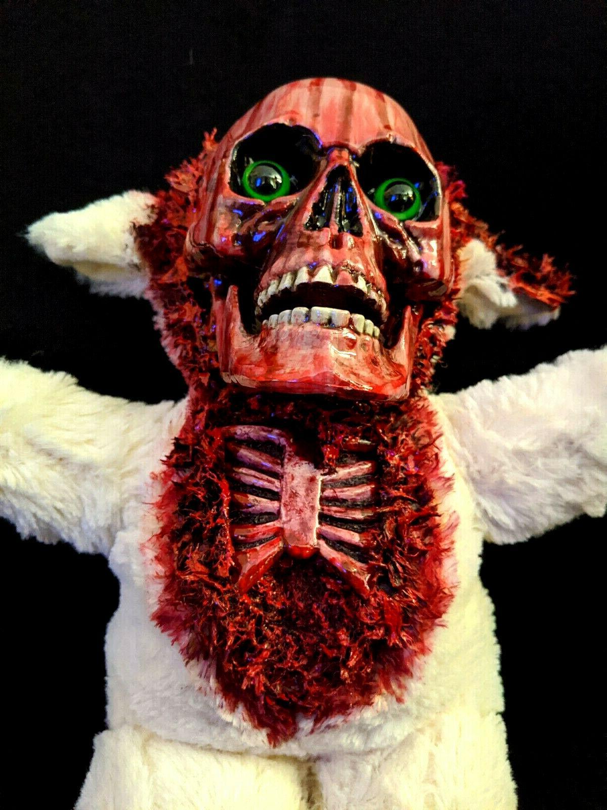 Kneeling Halloween Prop Horror