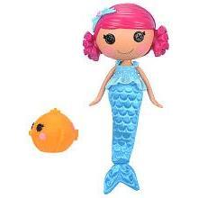 Lalaloopsy Sew Magical Mermaid Doll - Coral Sea Shells