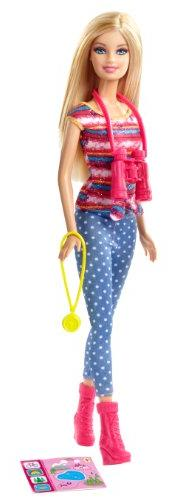 Barbie Life in the Dreamhouse: The Amaze Chase Camping Doll
