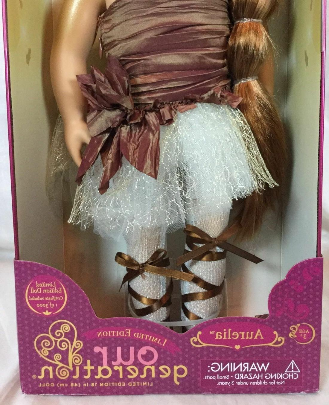 Limited GENERATION DOLL *NEW-IN-BOX*1 of