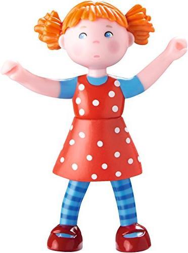 little friends bendy doll mette