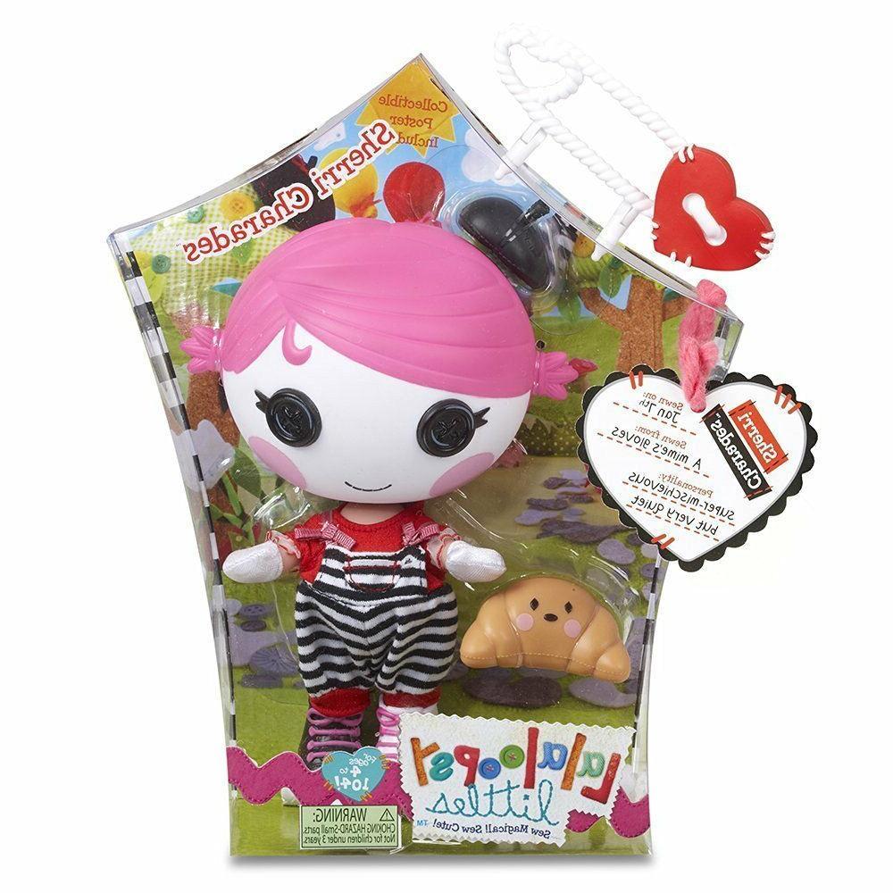 littles sherri charades doll