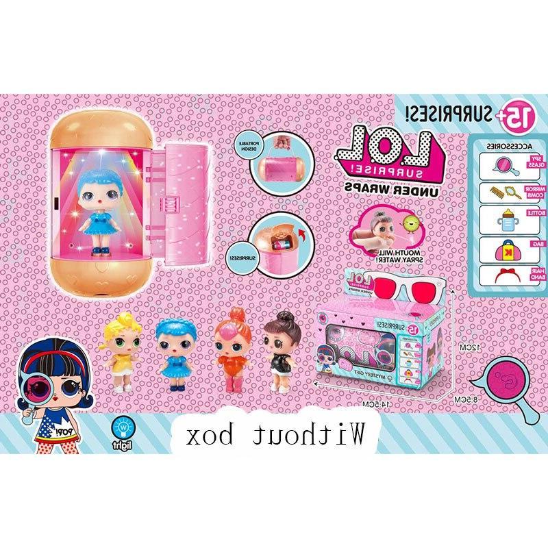 LOL original box Magic lol <font><b>dolls</b></font> Action Figure model