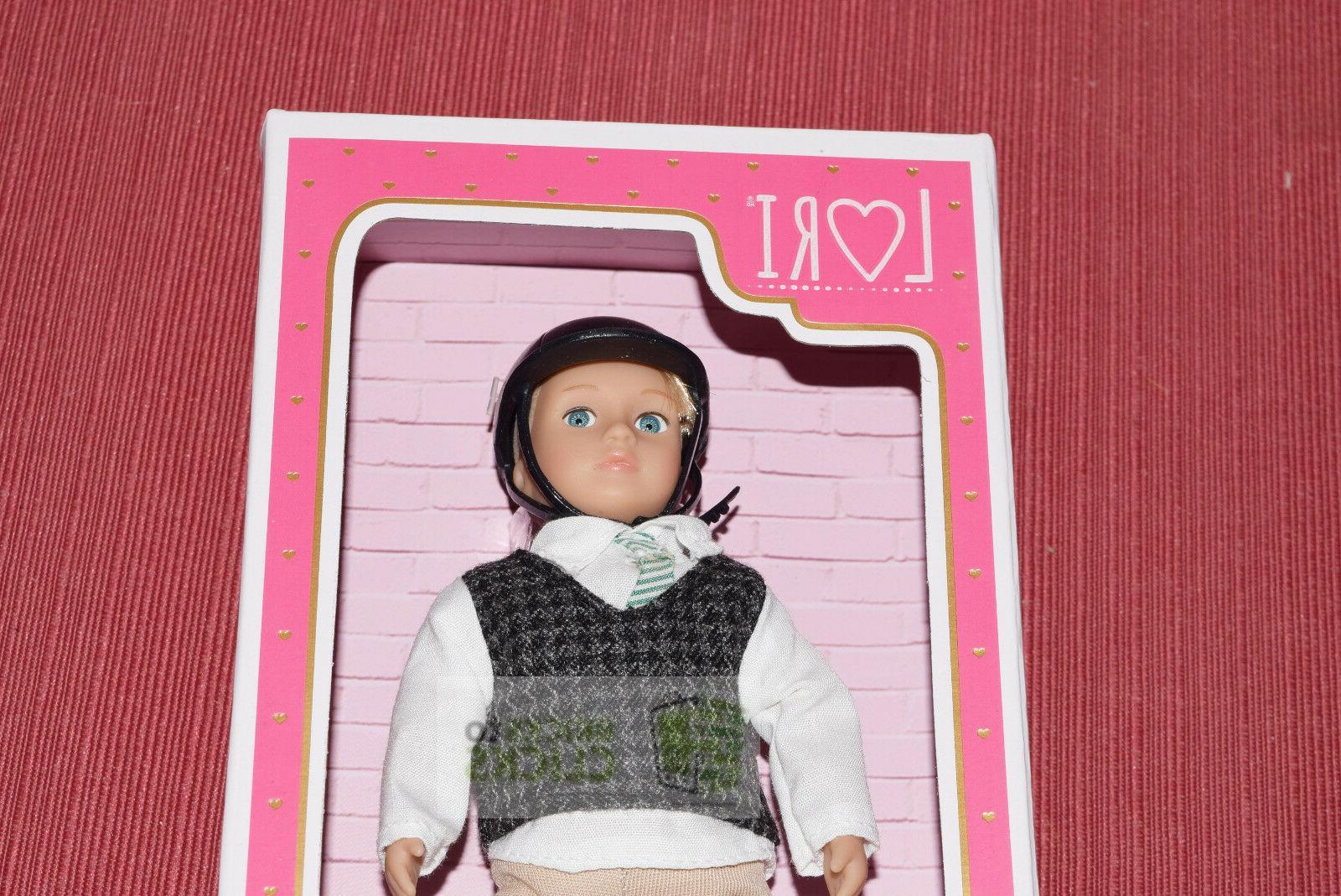 Battat Lori Doll Riding