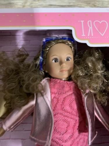 LORI Doll & Dash Cat Our in Box