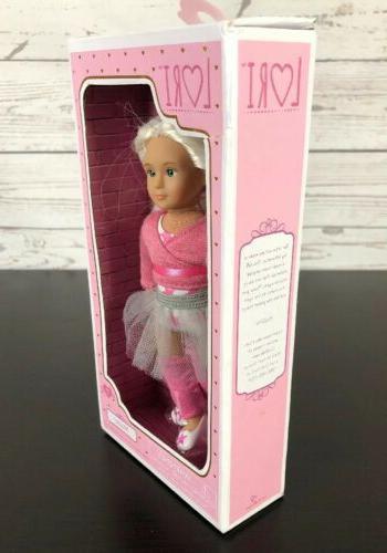 """Battat Lori Doll 6"""" Doll NEW"""