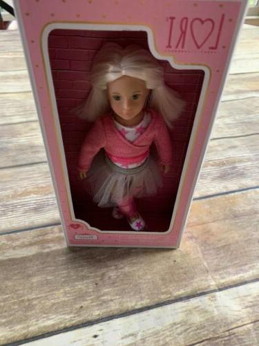 LORI Doll Our Dancer NEW Box Ship