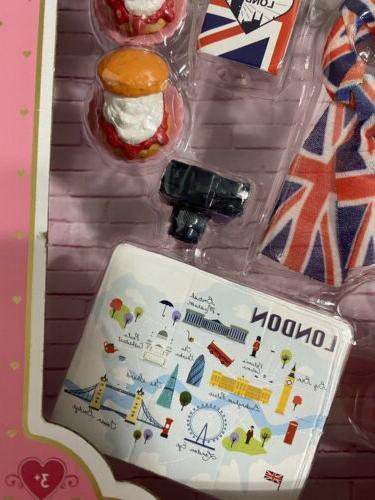 Battat LORI Doll WITH BRITAIN In Box