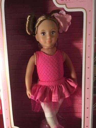 Lori Leona Ballerina Battat!