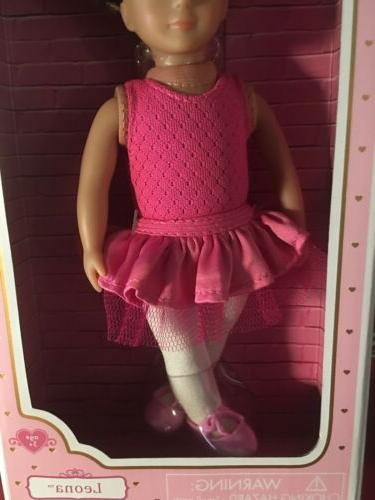 Lori Generation Leona Ballerina Doll Battat!