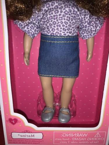 """Lori Generation 6"""" Doll By Battat!"""