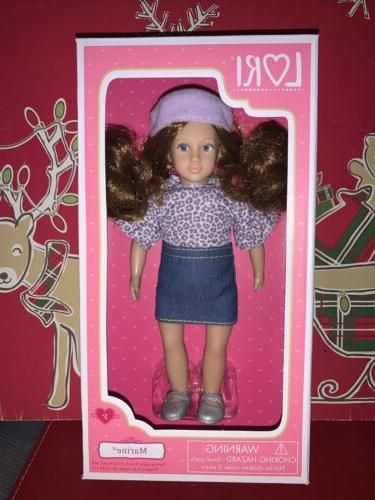 lori our generation marine 6 doll by