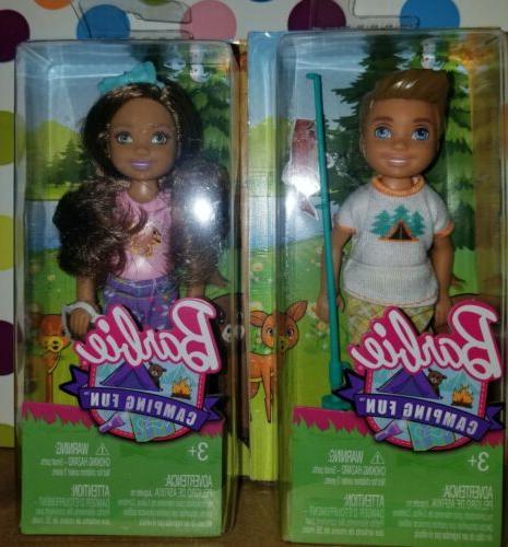 lot of 2 barbie chelsea kelly