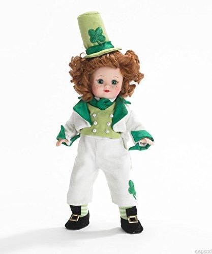 lucky enough irish doll