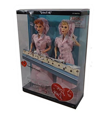 lucy ethel doll giftset label