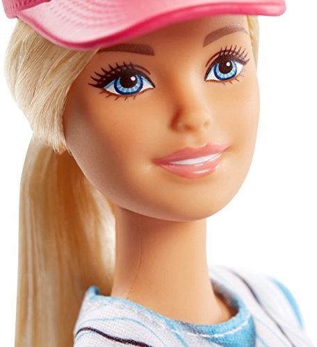 Barbie Baseball