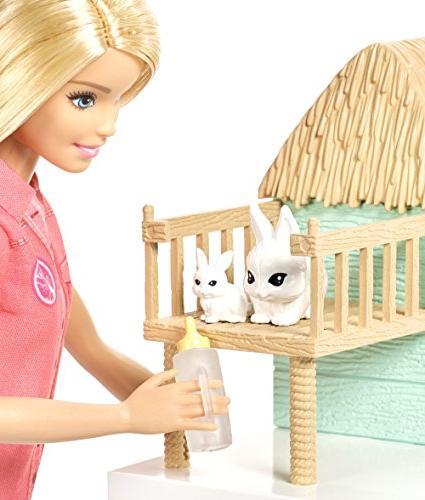Mattel Animal Playset