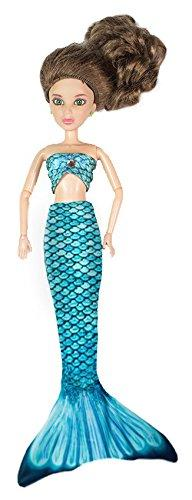 Fin Fun Mermaid Tail Outfit for Fashion Dolls Like Barbie -