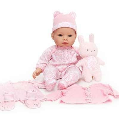 middleton doll essentials baby caucasian pink by