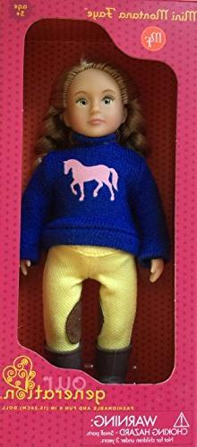 Our Generation Mini Equestrian 6 Doll Montana Faye