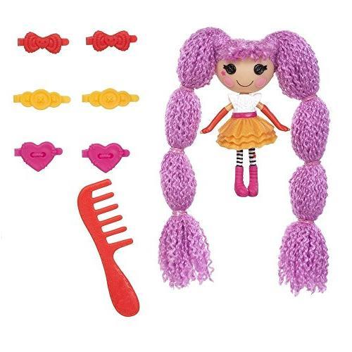 mini loopy hair doll