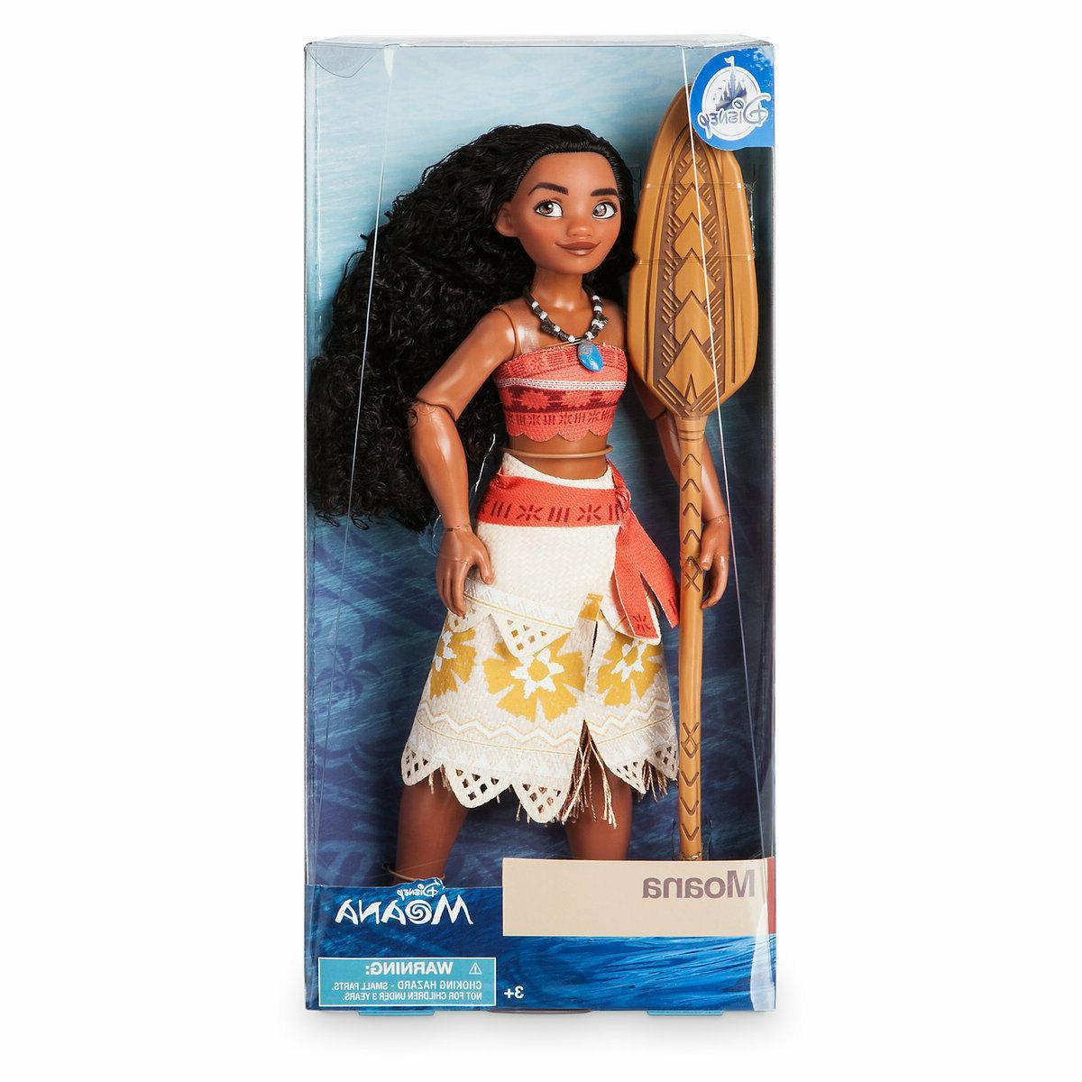 "Disney Moana Classic Doll 11"" New in Box"