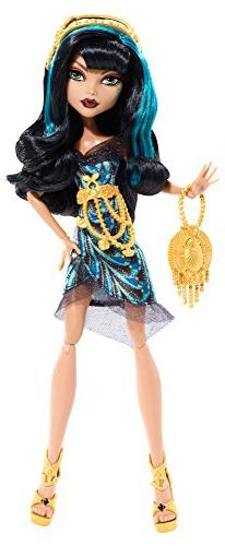 Monster High Cleo De Nile Daughter of the Mummy Frights Came