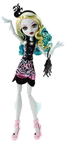 Monster High Frights, Camera, Action! Black Carpet Lagoona B