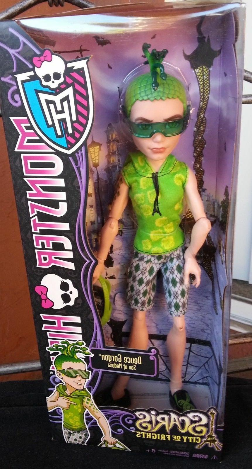 monster high scaris city of frights deuce
