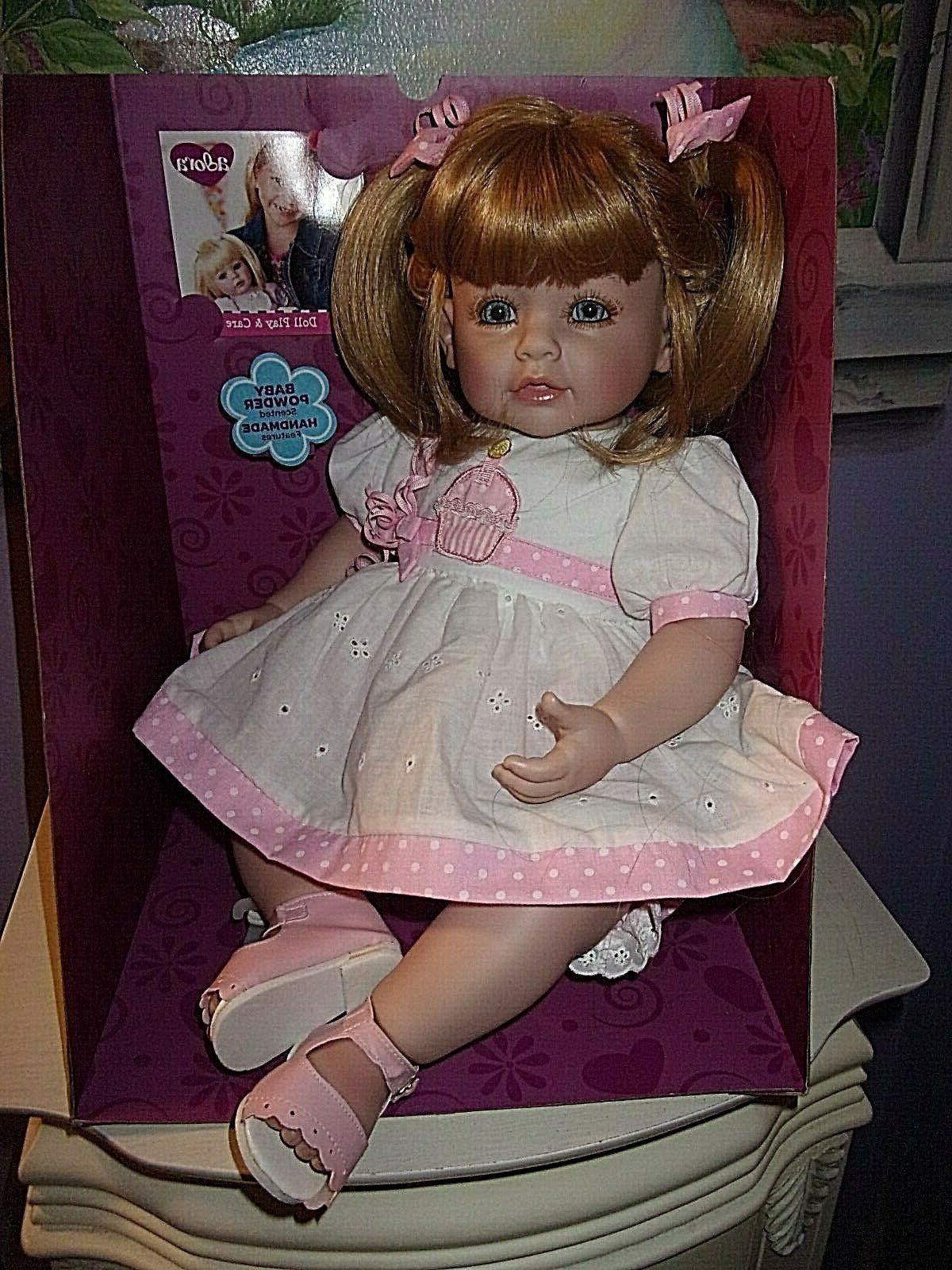 NEW ADORA TODDLER TIME DOLL HAPPY BABY