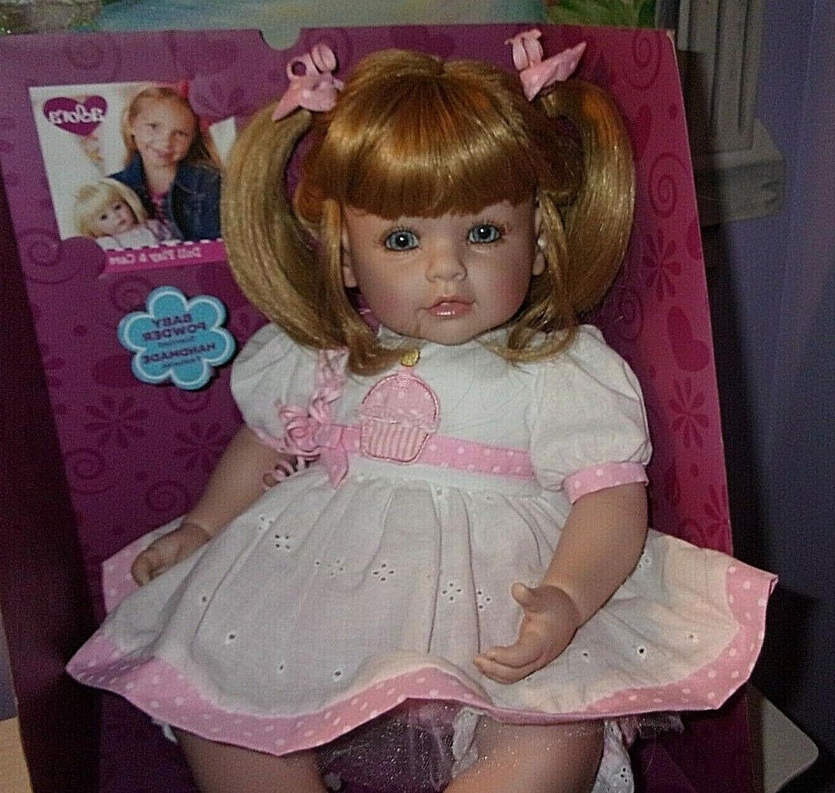 new 20 toddler time doll happy birthday