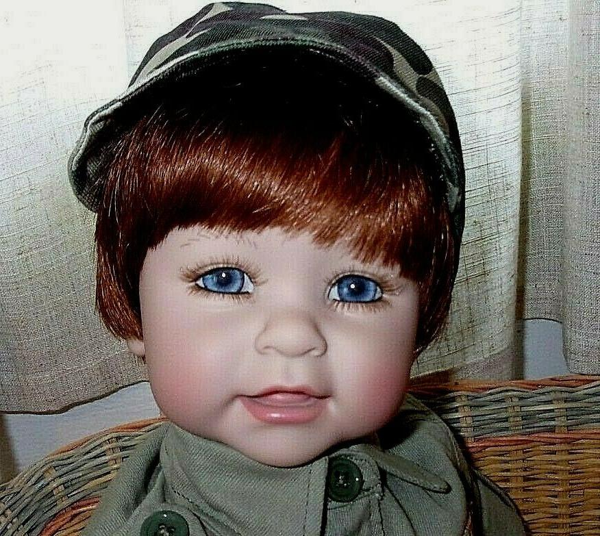 NEW ADORA TODDLER BOY DOLL HERO