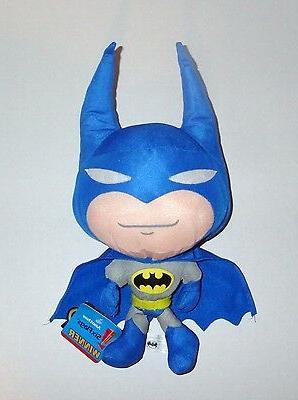 new batman movie plush doll blue six
