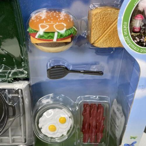 New Camping Grill Set