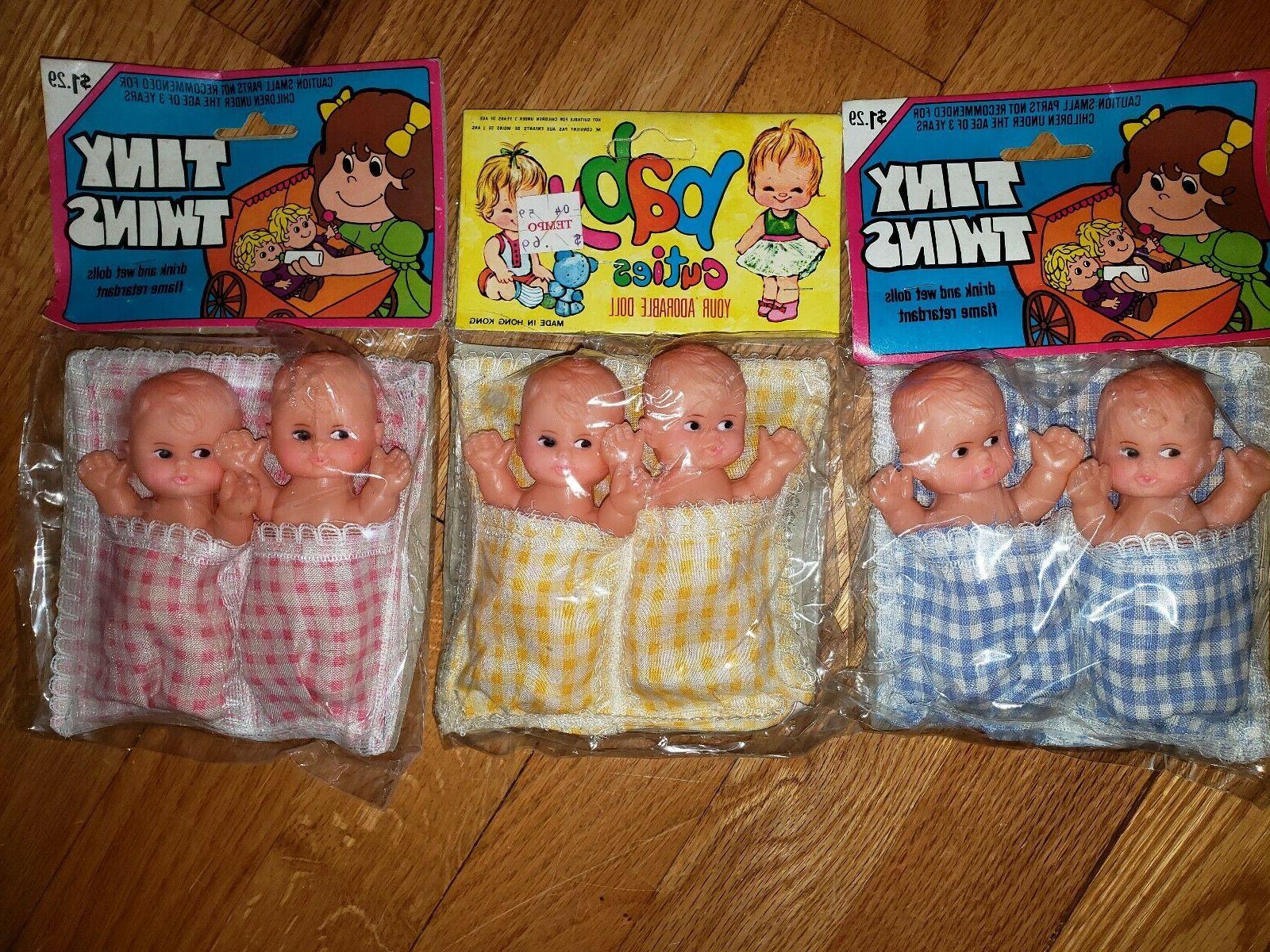 new in package 3 pairs of vintage