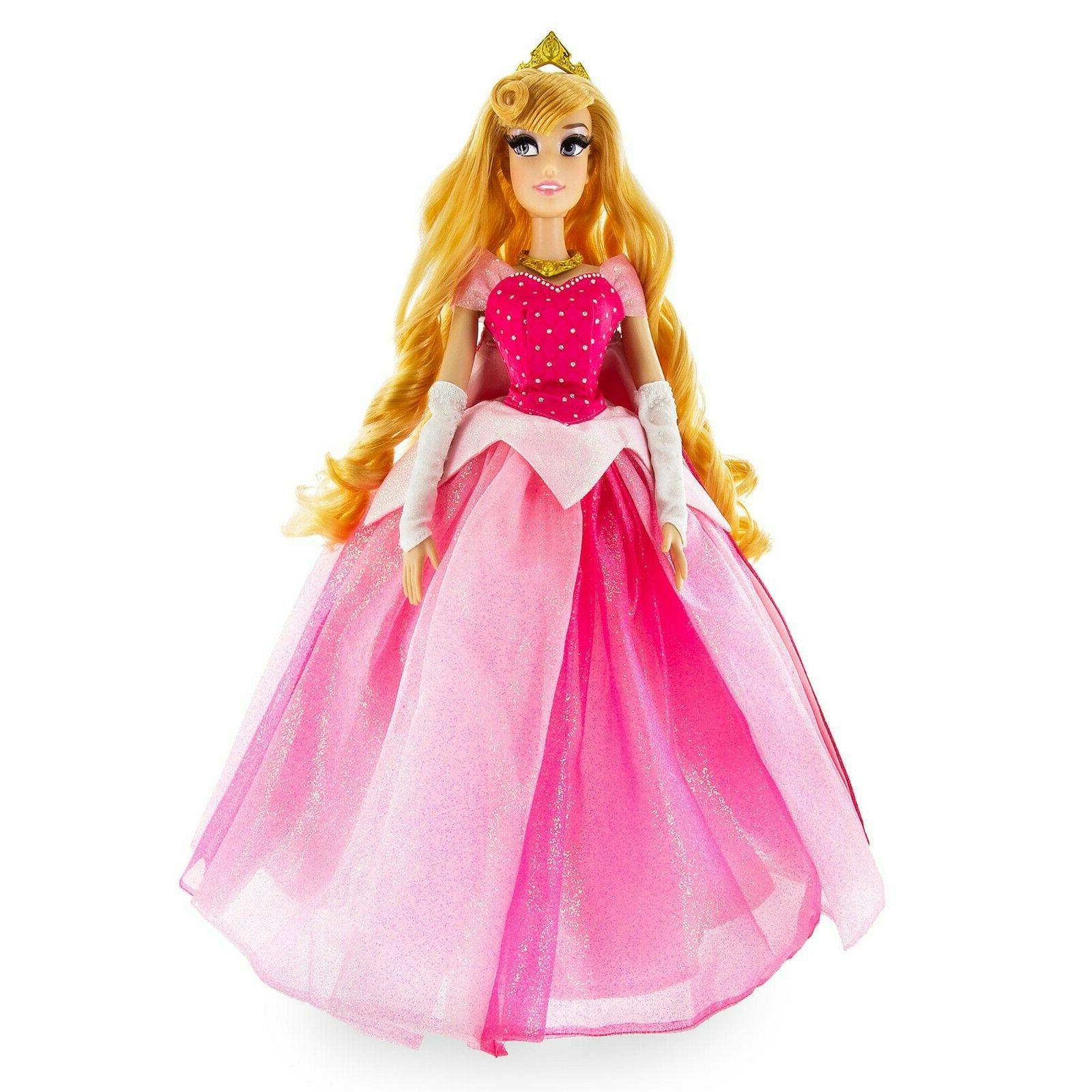 NEW Castle Sleeping Aurora Doll LE 6000