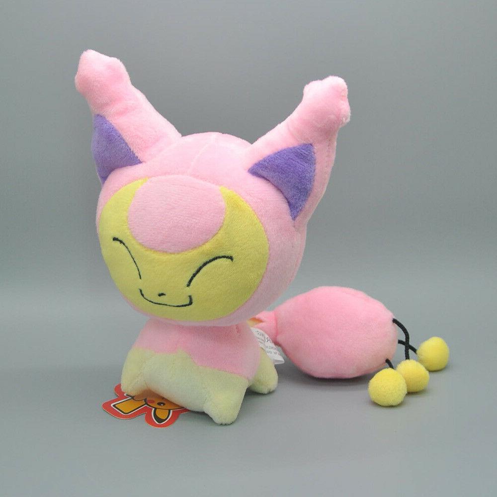 new pokemon skitty plush doll soft stuffed