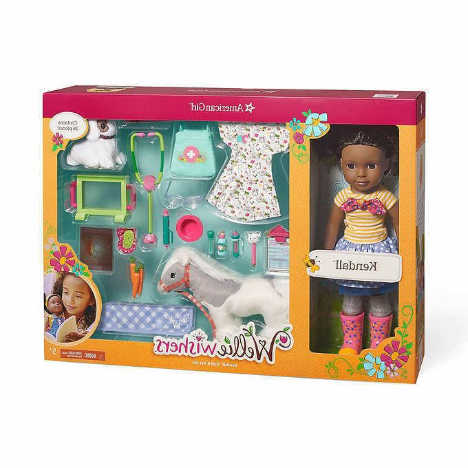 new wellie wishers kendall doll and 26