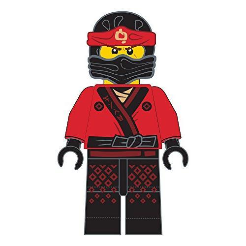 ninjago red warrior cuddle pillow