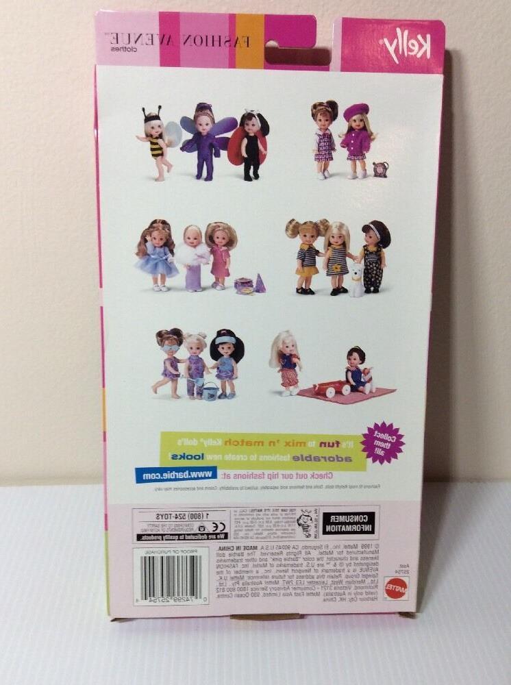 NRFB New FASHION AVENUE Mattel 1999