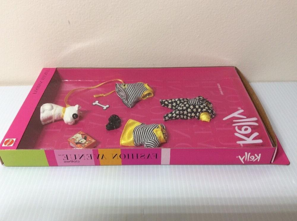 NRFB KELLY FASHION AVENUE Mattel