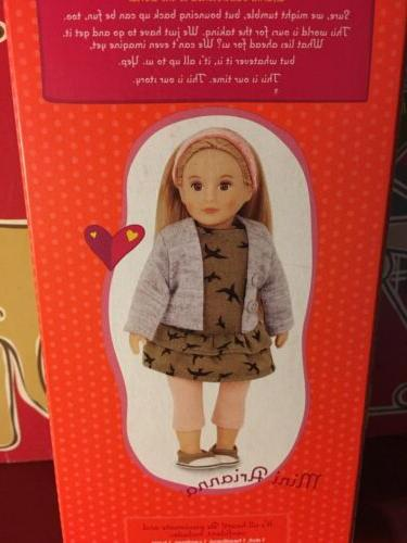 Our Generation Arianna Doll