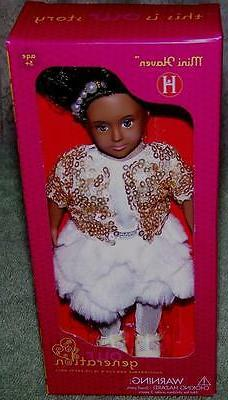"Our Generation HAVEN 7"" Mini AA Doll with Brown Eyes  New"
