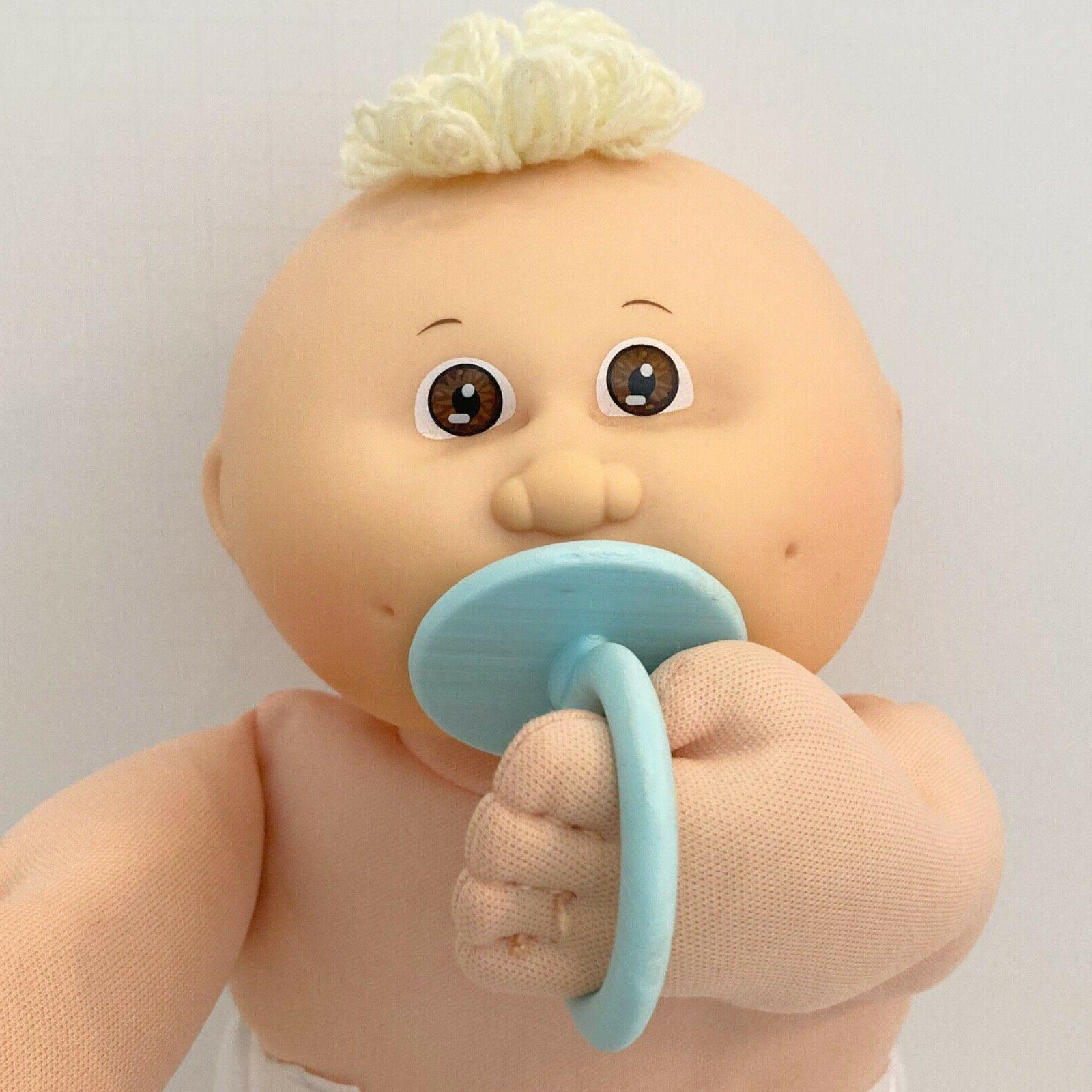 Pacifier Cabbage Patch Custom Pastels