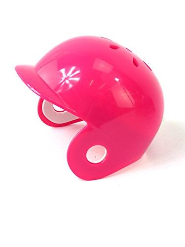 "Hot Pink Baseball with Baseball and 18"" American Dolls, Madame etc. 
