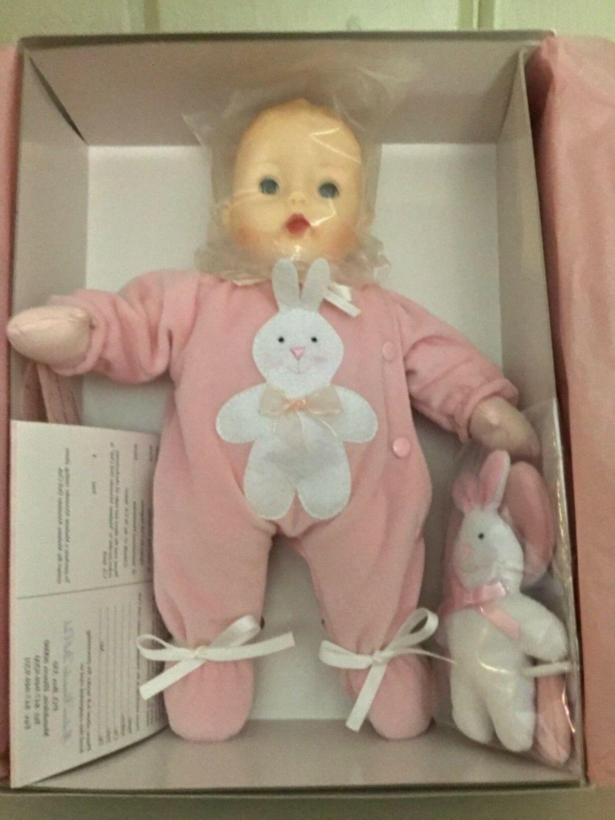 pink bunny huggums 28960 mib retired pink