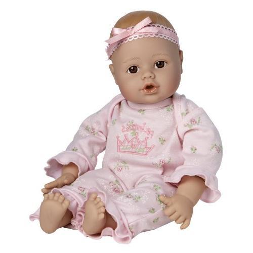 playtime doll light skintone brown