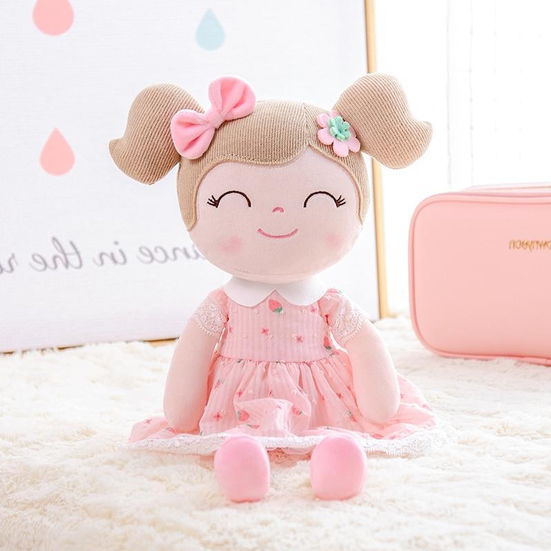 Gloveleya Plush Toys <font><b>Dolls</b></font> Christmas Kids Rag Kawaii