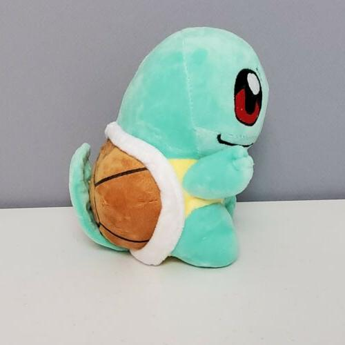 Pokemon Squirtle Toy Animal Figure Doll Plushie