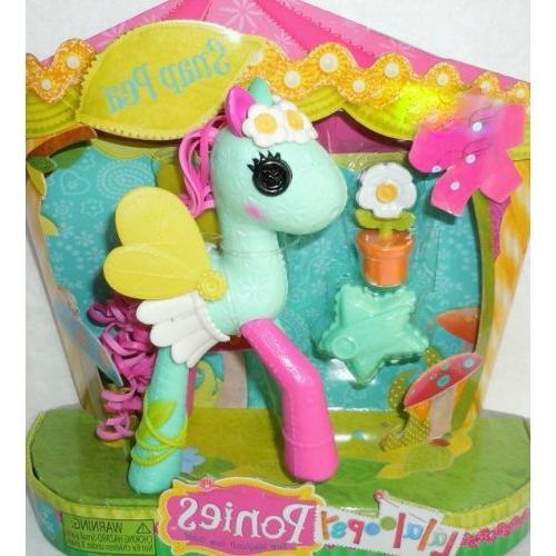 ponies snap pea